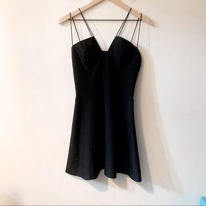 Keepsake the Label Little Black Mini Dress Size S